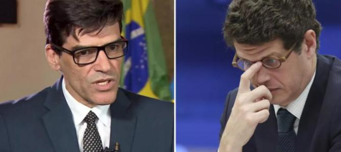 MAIS CORRUPÇÃO:   PF suspeita que Ricardo Salles tem escritório de fachada para justificar pagamentos indevidos