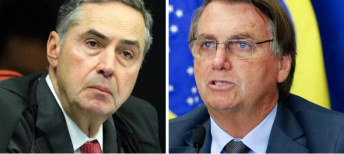 BARROSO: Discurso de fraude nas eleições é de quem não aceita a democracia