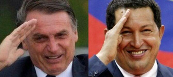 MANUAL DE DITADOR: As semelhanças e as diferenças entre Brasil e Venezuela, rumo à ditadura