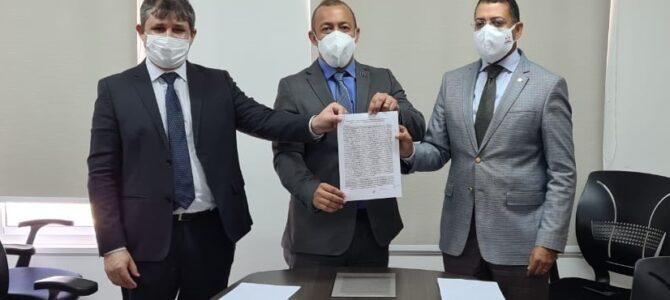 UNINDO FORÇAS: Em solenidade na AMMA, é criado Fórum para atuar na defesa das carreiras da Magistratura, Ministério Público e Defensoria