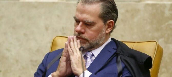 O SANTO PROTETOR!!! Em decisão rápida, Toffoli decide arquivar pedidos de investigação contra Guedes e Campos Neto